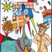 Vincent Beckers tarot fun (1)