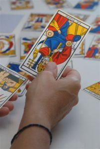 Vincent Beckers tirage carte tarot