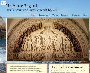 Vincent Beckers présente son école de tourisme