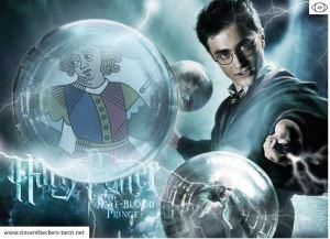 1/, c'est le magicien, le faiseur de tours ... bien avant que le petit Harry ne se pointe !