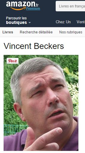 amazon vincent beckers