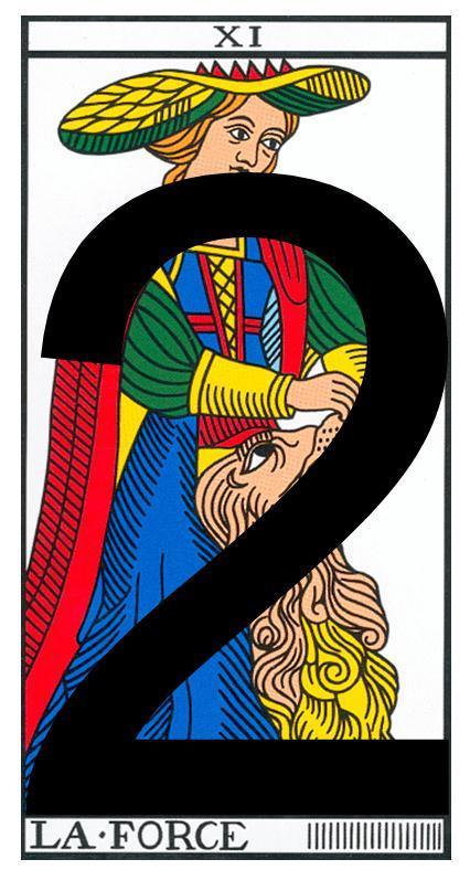 vincent beckers force et symbolique nombre deux
