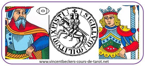 templier et tarot vincent beckers