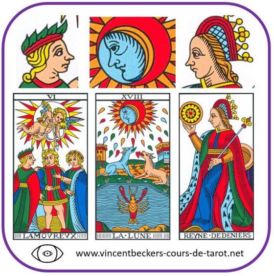 vincent beckers cartes honneurs majeurs tarot