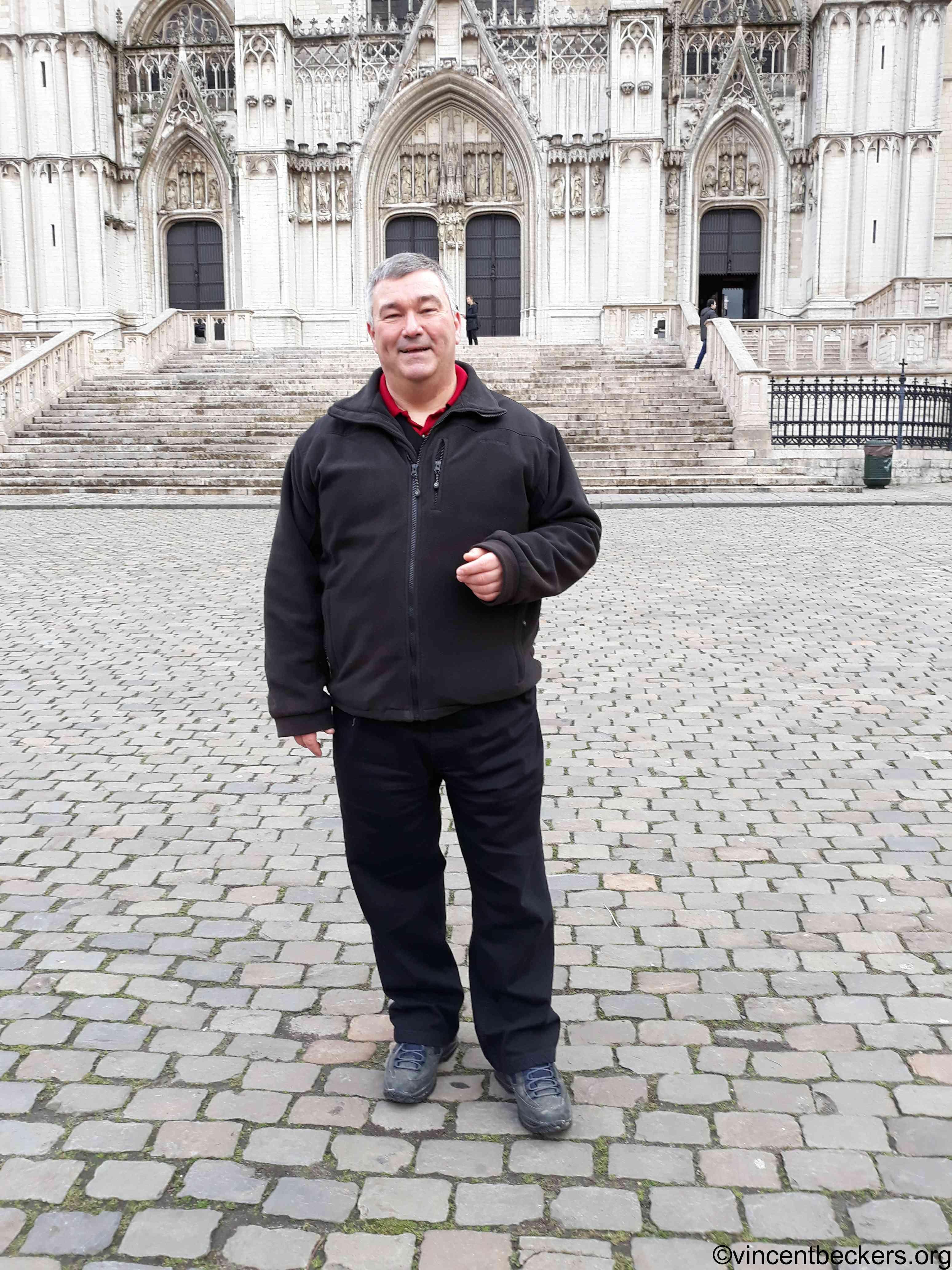 Vincent Beckers guide touristique Bruxelles